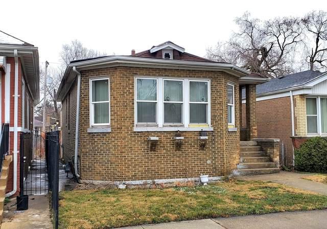 12407 S Racine Avenue, Calumet Park, IL 60827 (MLS #11048970) :: The Perotti Group