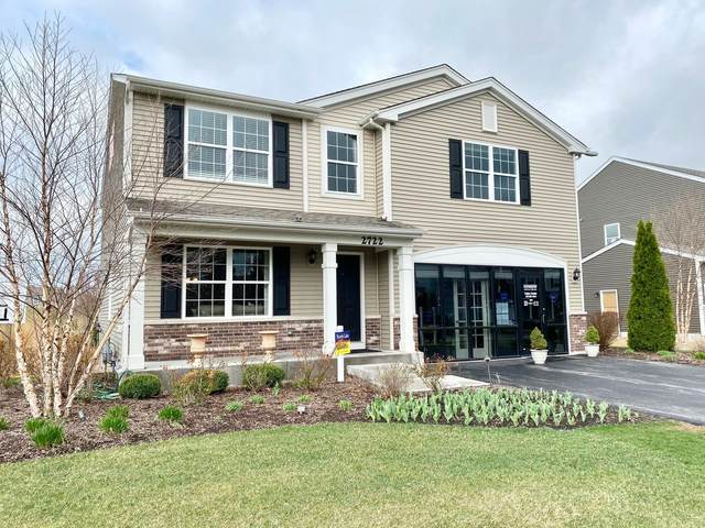 2722 Cranston Circle, Yorkville, IL 60560 (MLS #11048994) :: The Dena Furlow Team - Keller Williams Realty
