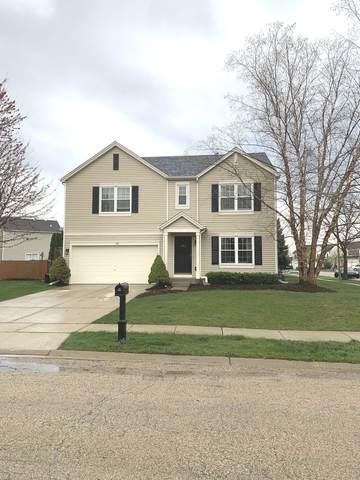 1701 Golden Ridge Drive, Plainfield, IL 60586 (MLS #11049058) :: RE/MAX IMPACT