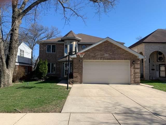 9541 Lawton Avenue, Oak Lawn, IL 60453 (MLS #11049080) :: The Perotti Group