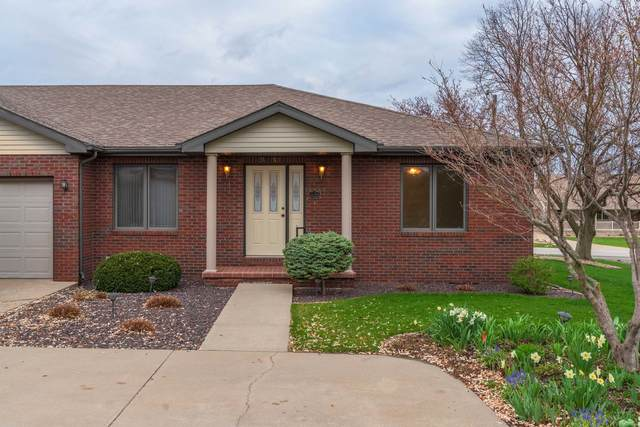 315 E 7th Street N1, Gridley, IL 61744 (MLS #11049108) :: The Perotti Group