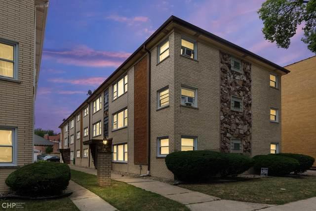 4928 N Lester Avenue 1B, Chicago, IL 60630 (MLS #11049155) :: The Dena Furlow Team - Keller Williams Realty