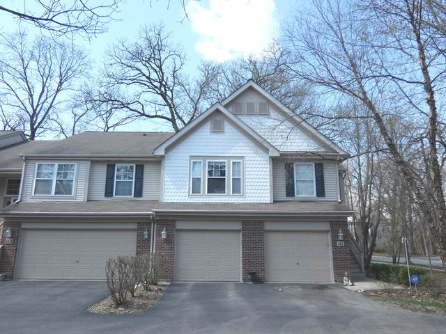 111 Meredith Lane #104, Streamwood, IL 60107 (MLS #11049157) :: The Wexler Group at Keller Williams Preferred Realty