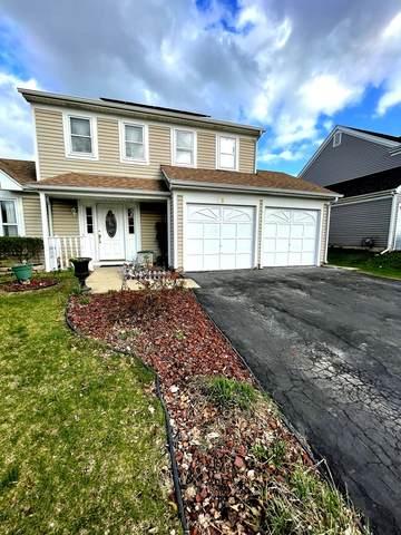 13 Jackson Lane, Streamwood, IL 60107 (MLS #11049252) :: The Wexler Group at Keller Williams Preferred Realty