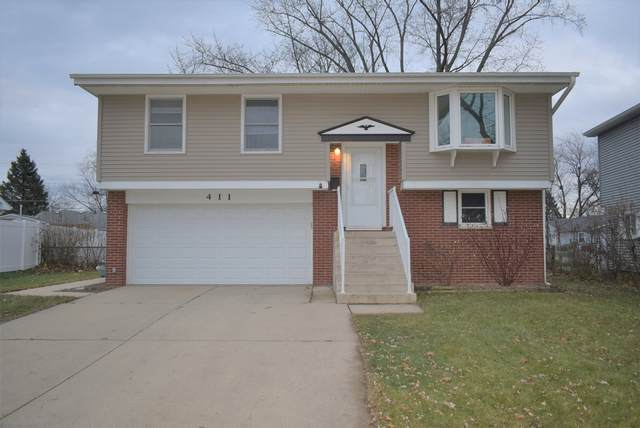411 Holly Drive, Streamwood, IL 60107 (MLS #11049268) :: The Wexler Group at Keller Williams Preferred Realty