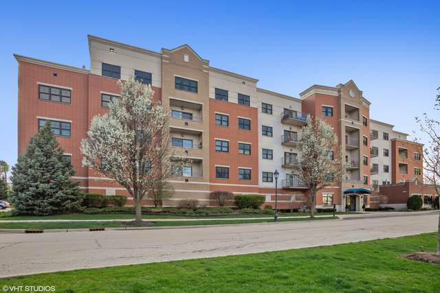 14 S Prospect Street #401, Roselle, IL 60172 (MLS #11049307) :: The Perotti Group