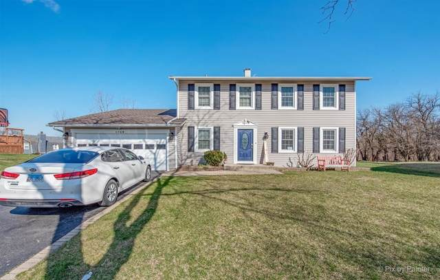 1749 Burr Ridge Drive, Hoffman Estates, IL 60192 (MLS #11049342) :: Helen Oliveri Real Estate