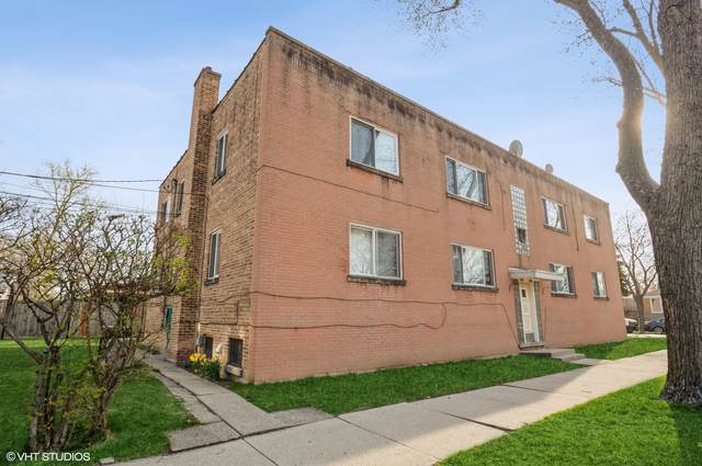2951 W Rosemont Avenue 2E, Chicago, IL 60659 (MLS #11049397) :: The Wexler Group at Keller Williams Preferred Realty