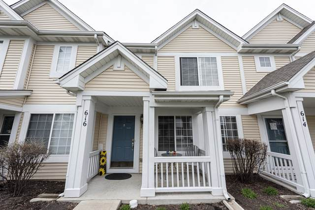 616 Lincoln Station Drive, Oswego, IL 60543 (MLS #11049447) :: RE/MAX IMPACT