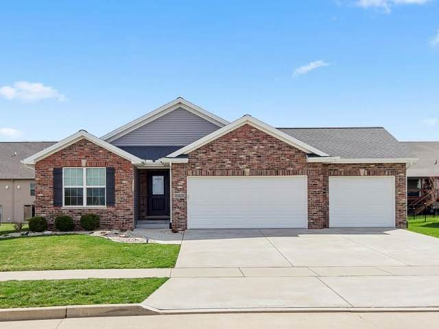 2713 Fieldstone Court, Normal, IL 61761 (MLS #11049524) :: Jacqui Miller Homes