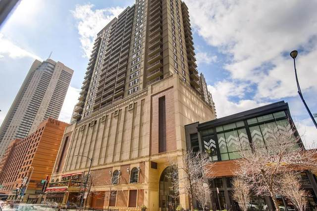 630 N State Street #2003, Chicago, IL 60654 (MLS #11049542) :: John Lyons Real Estate