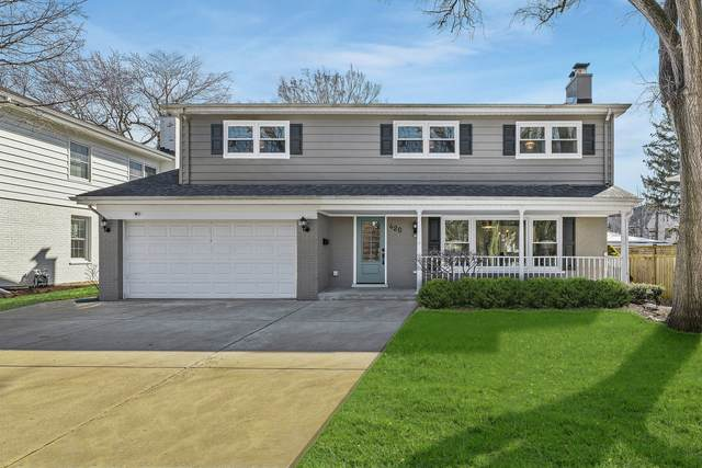 420 Minneola Street, Hinsdale, IL 60521 (MLS #11049561) :: The Wexler Group at Keller Williams Preferred Realty