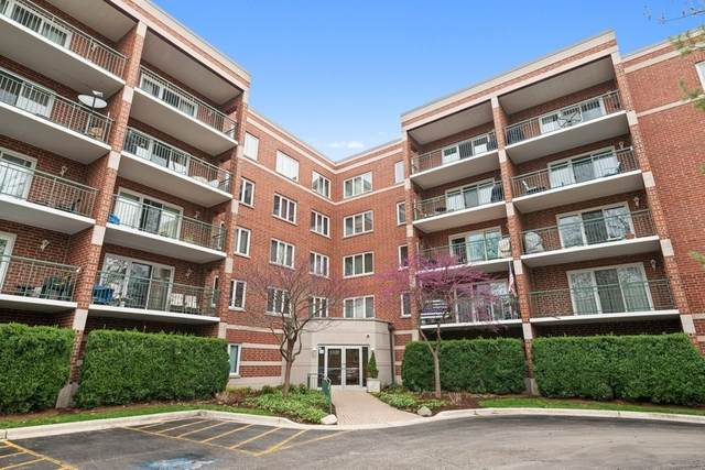 5320 N Lowell Avenue #208, Chicago, IL 60630 (MLS #11049562) :: RE/MAX IMPACT