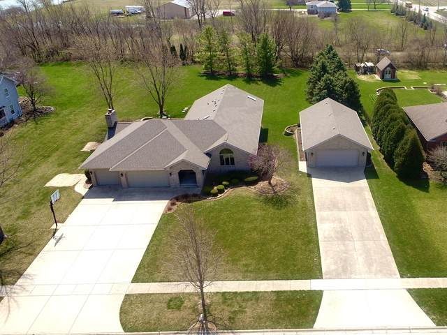 12741 W Covey Court, New Lenox, IL 60451 (MLS #11049573) :: The Perotti Group