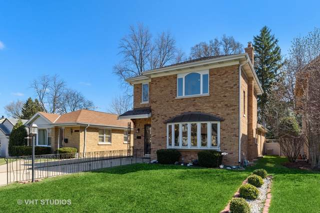 213 Lincoln Street, Glenview, IL 60025 (MLS #11049578) :: Helen Oliveri Real Estate