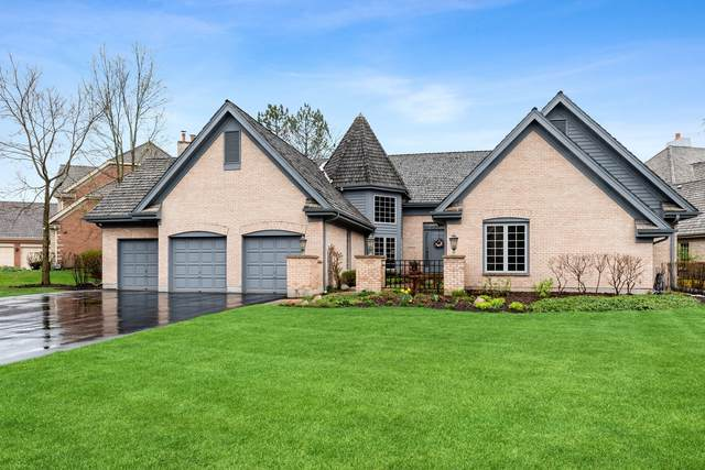 20 Lakeside Lane, North Barrington, IL 60010 (MLS #11049647) :: Charles Rutenberg Realty