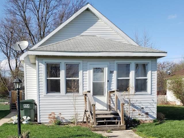 203 E Washington Street, Gardner, IL 60424 (MLS #11049674) :: Helen Oliveri Real Estate