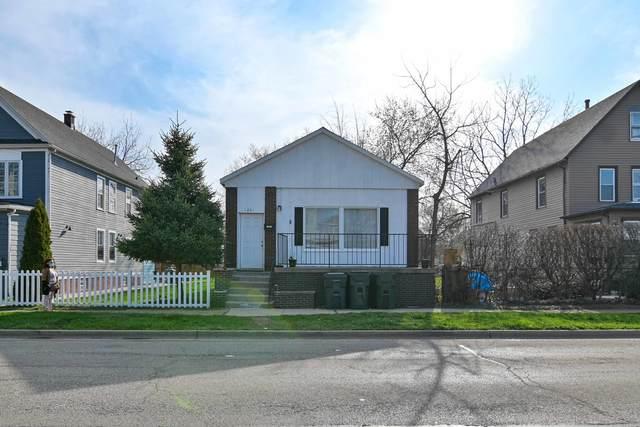 1231 Jackson Street, North Chicago, IL 60064 (MLS #11049689) :: Suburban Life Realty