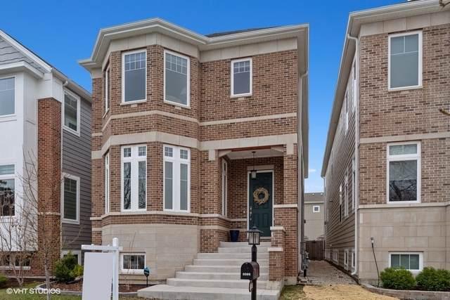 6086 N Sauganash Avenue, Chicago, IL 60646 (MLS #11049715) :: Suburban Life Realty