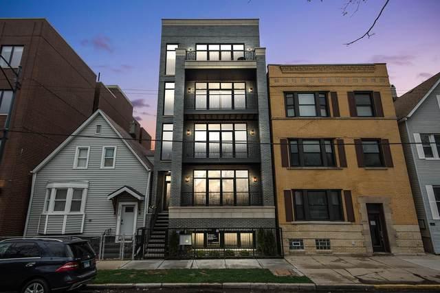 3728 N Ashland Avenue #1, Chicago, IL 60613 (MLS #11049724) :: Suburban Life Realty