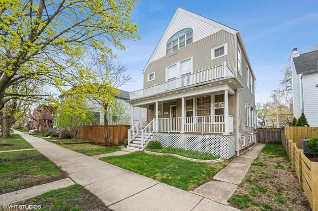 2018 W Wilson Avenue, Chicago, IL 60625 (MLS #11049726) :: Suburban Life Realty