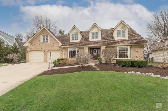 624 Balmoral Circle, Naperville, IL 60540 (MLS #11049730) :: Suburban Life Realty