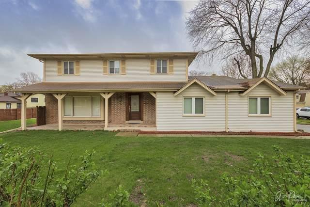 861 Saxon Place, Buffalo Grove, IL 60089 (MLS #11049732) :: Suburban Life Realty