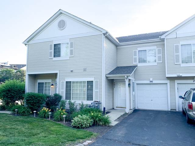 191 N Oakhurst Drive #191, Aurora, IL 60504 (MLS #11049794) :: Ryan Dallas Real Estate