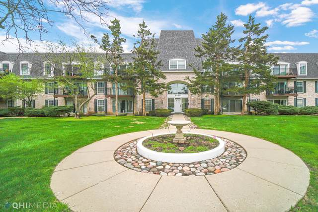 5200 Carriageway Drive #324, Rolling Meadows, IL 60008 (MLS #11049803) :: The Spaniak Team