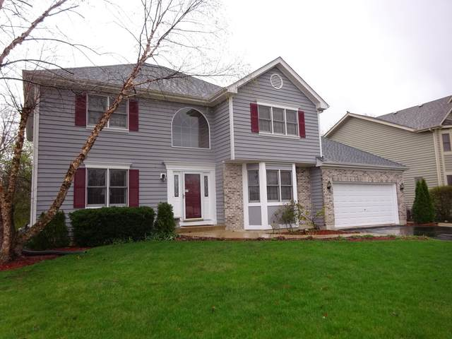 1440 Plum Grove Court, Carol Stream, IL 60188 (MLS #11049810) :: John Lyons Real Estate