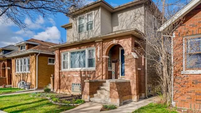2663 Julian Terrace, River Grove, IL 60171 (MLS #11049831) :: RE/MAX IMPACT