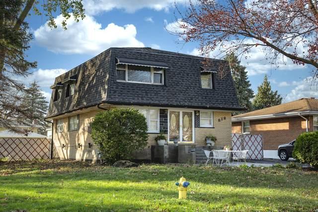 818 N Lombard Street, Elmhurst, IL 60126 (MLS #11049918) :: John Lyons Real Estate