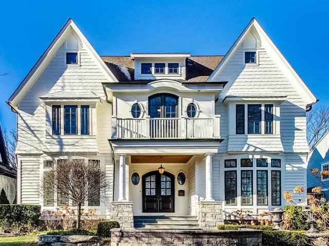 610 N Washington Street, Hinsdale, IL 60521 (MLS #11049921) :: John Lyons Real Estate
