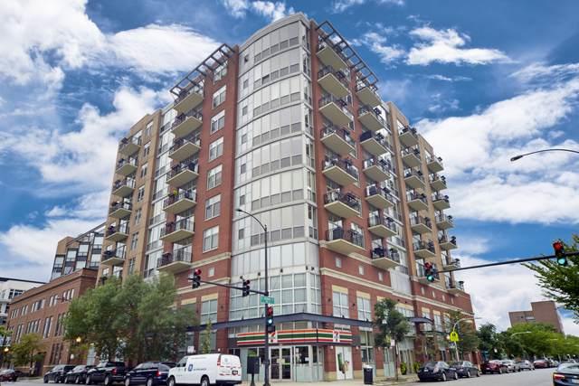 1201 W Adams Street #610, Chicago, IL 60607 (MLS #11049939) :: John Lyons Real Estate