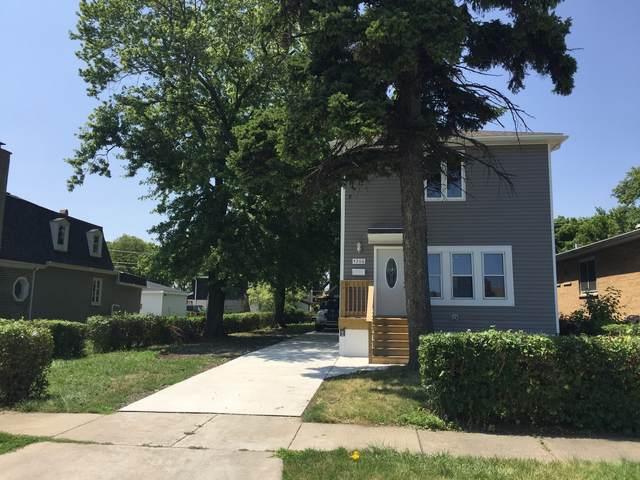 4206 Wehrman Avenue, Schiller Park, IL 60176 (MLS #11049983) :: The Dena Furlow Team - Keller Williams Realty