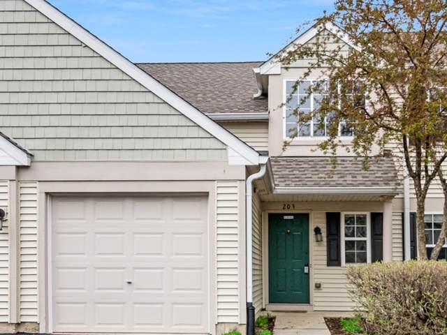 2947 Rutland Circle #203, Naperville, IL 60564 (MLS #11049989) :: John Lyons Real Estate