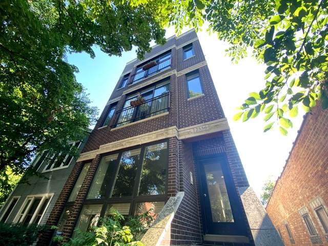 2336 N Lister Avenue #3, Chicago, IL 60614 (MLS #11050032) :: John Lyons Real Estate