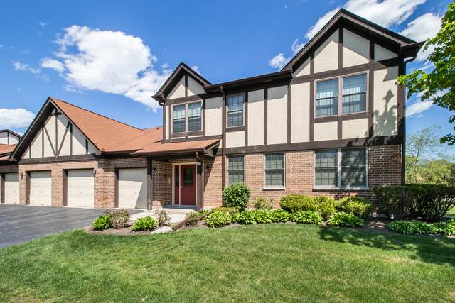 220 Stoneybrook Lane 2D, Bloomingdale, IL 60108 (MLS #11050074) :: Ani Real Estate