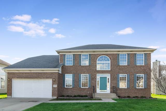 14004 Hunt Club Lane, Plainfield, IL 60544 (MLS #11050089) :: John Lyons Real Estate