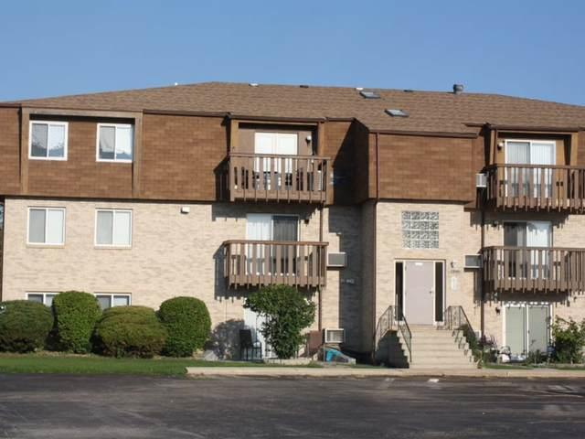 2361 Bicentennial Avenue #11, Crest Hill, IL 60403 (MLS #11050102) :: John Lyons Real Estate