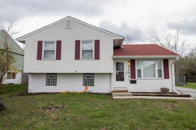 22341 Murphy Avenue, Sauk Village, IL 60411 (MLS #11050150) :: RE/MAX IMPACT