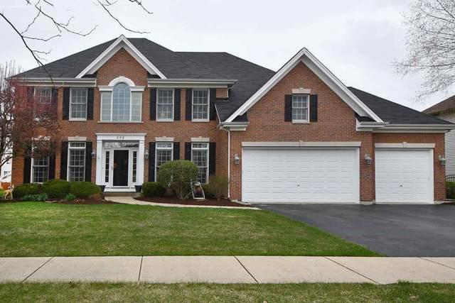 258 Robinson Way, Batavia, IL 60510 (MLS #11050164) :: John Lyons Real Estate