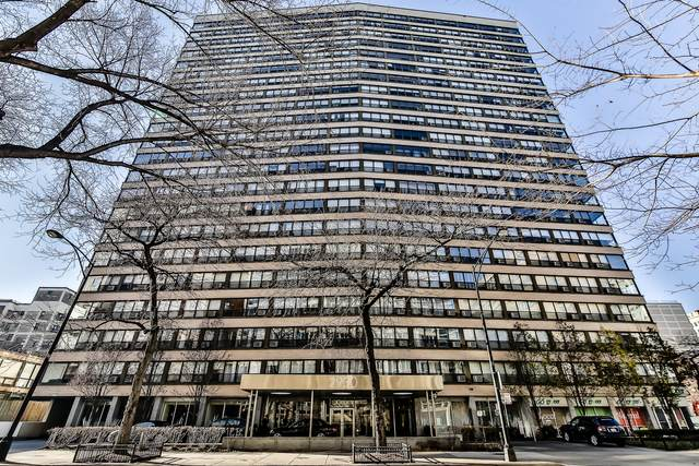 2930 N Sheridan Road #310, Chicago, IL 60657 (MLS #11050171) :: John Lyons Real Estate