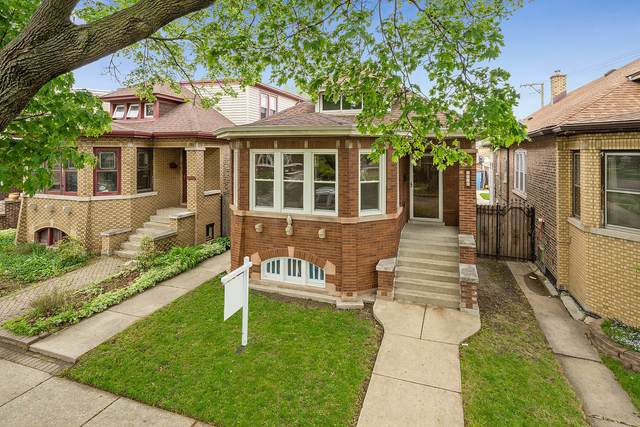 5516 S Francisco Avenue, Chicago, IL 60629 (MLS #11050175) :: Littlefield Group