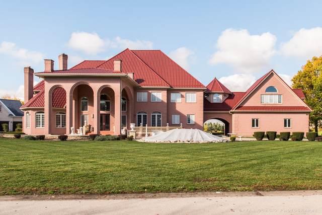 10 Cutters Run, South Barrington, IL 60010 (MLS #11050176) :: John Lyons Real Estate