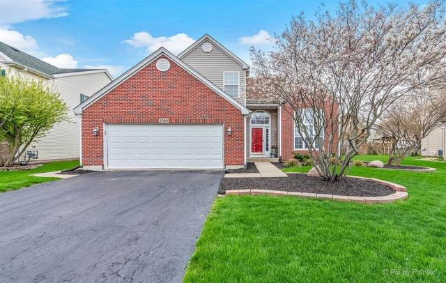 1569 Autumncrest Drive, Crystal Lake, IL 60014 (MLS #11050182) :: Lewke Partners