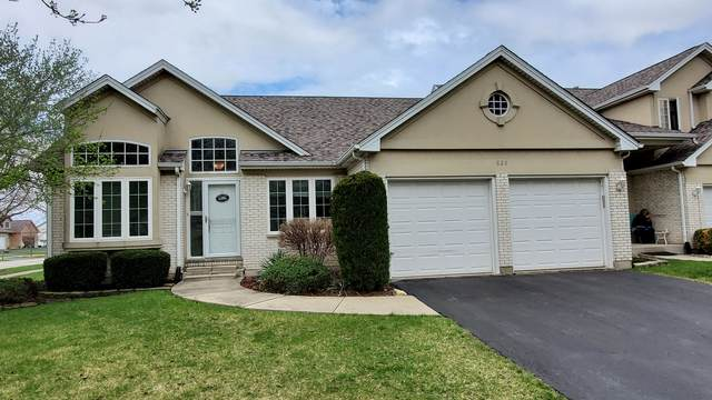624 Aspen Drive #0, Romeoville, IL 60446 (MLS #11050217) :: RE/MAX IMPACT