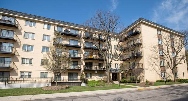 8610 Waukegan Road 501W, Morton Grove, IL 60053 (MLS #11050232) :: Helen Oliveri Real Estate