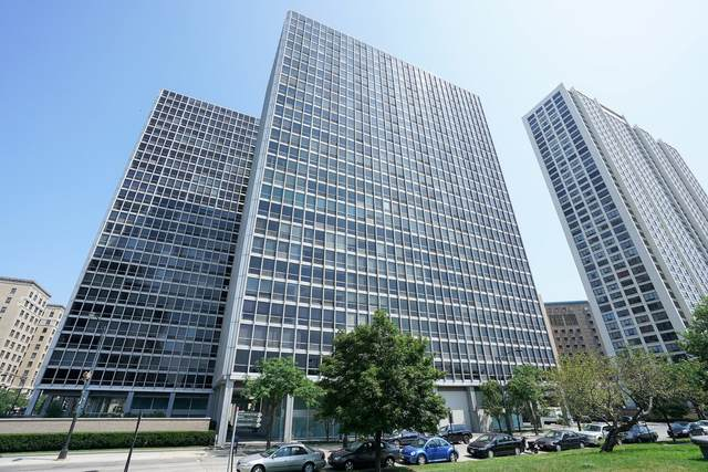 330 W Diversey Parkway #2804, Chicago, IL 60657 (MLS #11050235) :: BN Homes Group