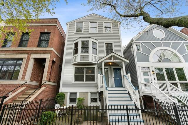 1435 W Wrightwood Avenue, Chicago, IL 60614 (MLS #11050237) :: Schoon Family Group